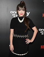 "07 February 2019 - Los Angeles, California - SHERIDAN PIERCE. Netflix's ""One Day at a Time"" Season 3 Premiere and Global Launch held at Regal Cinemas L.A. LIVE 14. Photo Credit: Billy Bennight/AdMedia"