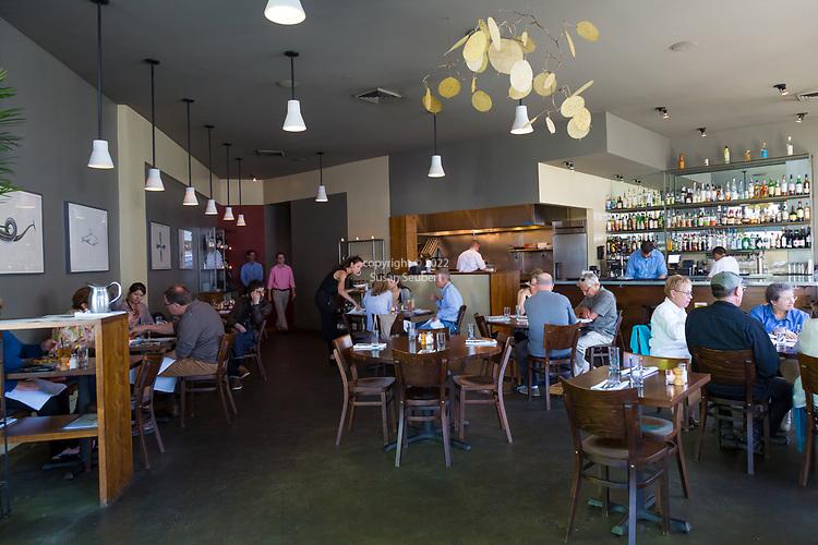 Cafe Castagna in Portland, Oregon