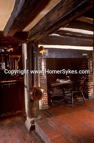 The Village Pub. The Bull, Ticehurst, Sussex,  England