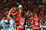 Junior venció 0-1 a América. Fecha 4 Liga Águila I-2019.