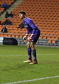 04/12/2018 FA Youth Cup 3rd Round Blackpool v Derby County<br /> <br /> Bradley Foster-Theniger