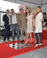 LOS ANGELES, CA. October 17, 2016: Allison Janney &amp; Family at the Hollywood Walk of Fame Star ceremony honoring actress Allison Janney.<br /> Picture: Paul Smith/Featureflash/SilverHub 0208 004 5359/ 07711 972644 Editors@silverhubmedia.com