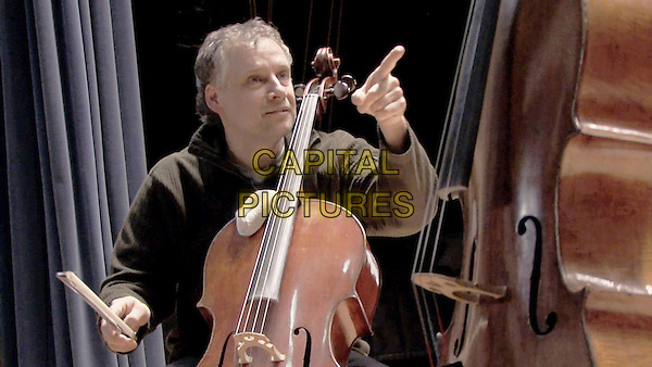 Talent Has Hunger (2015) <br /> Renowned cellist Pieter Wispelwey, a former student of Paul Katz, teaches at the New England Conservatory of Music<br /> *Filmstill - Editorial Use Only*<br /> CAP/KFS<br /> Image supplied by Capital Pictures