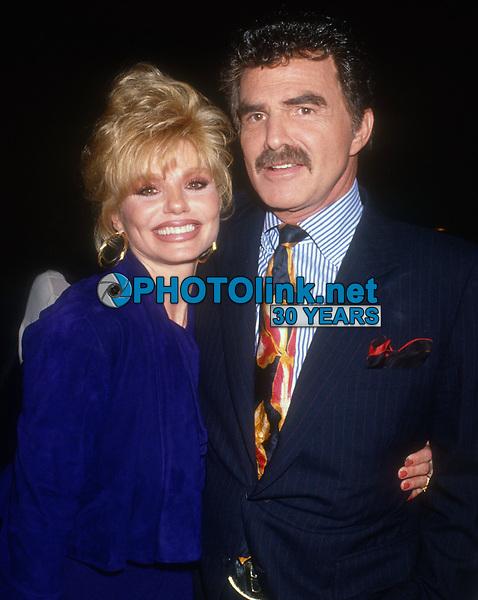 Loni Anderson Burt Reynolds 1992<br /> Photo By Michael Ferguson/PHOTOlink.net