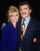 Loni Anderson Burt Reynolds 1992<br /> Photo By Michael Ferguson/PHOTOlink.net
