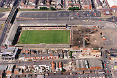Blackpool FC Aerial Views