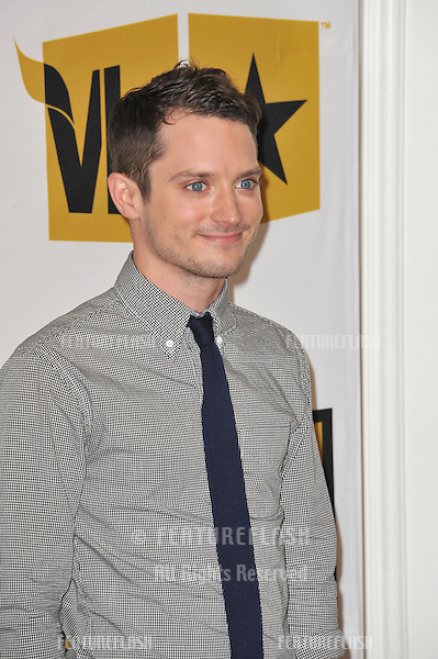 Elijah Wood at the inaugural Critics' Choice Television Awards, presented by the Broadcast Television Journalists Association, at the Beverly Hills Hotel..June 20, 2011  Beverly Hills, CA.Picture: Paul Smith / Featureflash