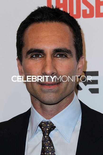 """HOLLYWOOD, LOS ANGELES, CA, USA - FEBRUARY 26: Nestor Carbonell at the Premiere Party For A&E's Season 2 Of """"Bates Motel"""" & Series Premiere Of """"Those Who Kill"""" held at Warwick on February 26, 2014 in Hollywood, Los Angeles, California, United States. (Photo by Xavier Collin/Celebrity Monitor)"""