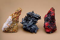 METAL SULFIDES<br />