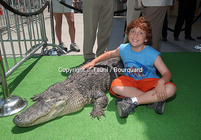 """Daryl Sabara -Spy Kids-  at the premiere """" Crocodile Hunter: Collision Course """" at the Arclight Theatre in Los Angeles. June 29, 2002.           -            SabaraDaryl_SpyKids01.jpg"""