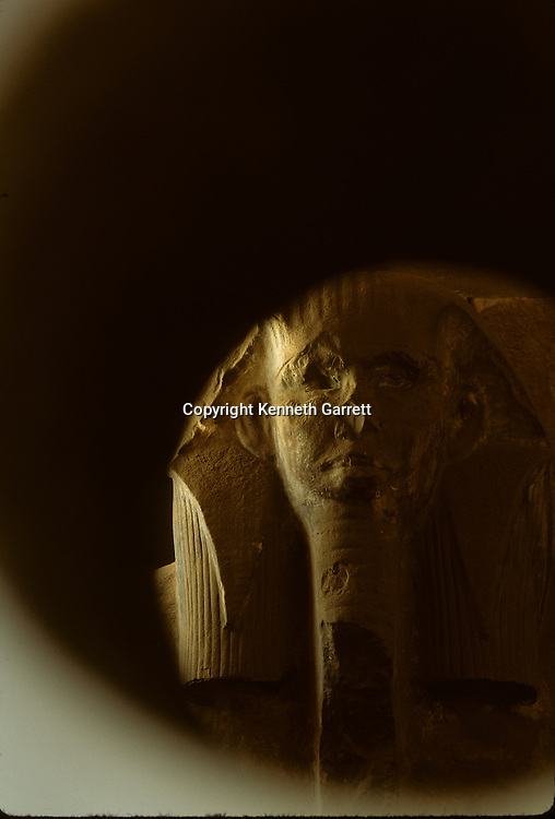 Pharaoh Djoser at Saqqara
