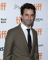"""TORONTO, ONTARIO - SEPTEMBER 08: Robert George attends """"Endings, Beginnings"""" premiere during the 2019 Toronto International Film Festival at Ryerson Theatre on September 08, 2019 in Toronto, Canada. <br /> CAP/MPI/IS/PICJER<br /> ©PICJER/IS/MPI/Capital Pictures"""