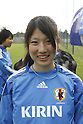 Ayu Nakada (JPN), APRIL 3, 2012 - Football / Soccer : Women's International Friendly match between France B and U-20 Japan in Clairefontaine, France. (Photo by AFLO SPORT)