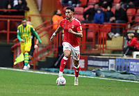 André Green of Charlton Athletic during Charlton Athletic vs West Bromwich Albion, Sky Bet EFL Championship Football at The Valley on 11th January 2020