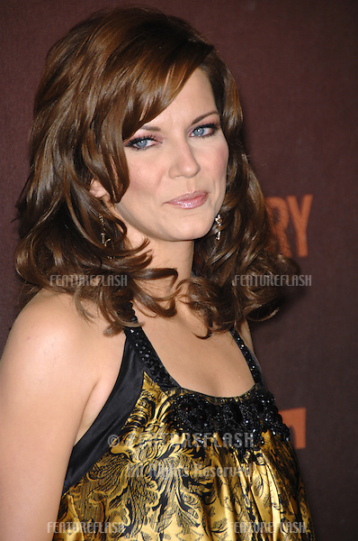 MARTINA McBRIDE at the first CMT Giants concert honoring country star Reba McEntire, at the Kodak Theatre, Hollywood..October 26, 2006  Los Angeles, CA.Picture: Paul Smith / Featureflash