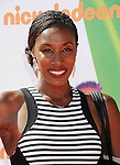 LOS ANGELES, CA- JULY 17: Former WNBA player Lisa Leslie attends Nickelodeon Kids' Choice Sports Awards 2014 at Pauley Pavilion on July 17, 2014 in Los Angeles, California.