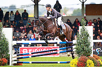 2016 Title Winner: AUS-Christopher Burton rides Fire Fly (Final-1ST) during the CCI1*6YO Showjumping at 2016 Mondial du Lion FEI World Breeding Eventing Championships for Young Horses. Sunday 23 October. Copyright Photo: Libby Law Photography