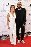 52 FESTIVAL INTERNACIONAL DE CINEMA FANTASTIC DE CATALUNYA. SITGES 2019.<br /> Photocall-Mistinguett-Blood-Red Carpet Party.<br /> Marta Etura & Fernando Gonzalez Molina.