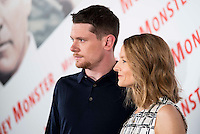 "American actress and director, Jodie Foster and american actor Jack O'Connell during the presentation of the film ""Money Monster"" in Madrid. May 18, 2016. (ALTERPHOTOS/Borja B.Hojas) /NortePhoto.com"