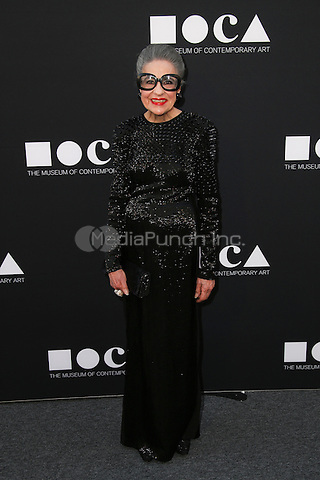LOS ANGELES, CA - MAY 14: Joy Venturini Bianchi arrives at the MOCA Gala 2016 at The Geffen Contemporary at MOCA on May 14, 2016 in Los Angeles, California. Credit: Parisa/MediaPunch.