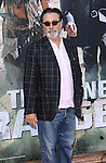 """Andy Garcia arriving to the World Premiere of  """"The Lone Ranger"""" held at Disney California Adventure Park on June 22, 2013."""