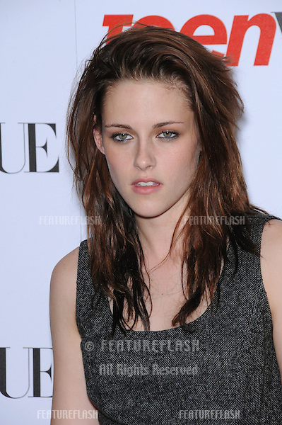 Kristen Stewart at Teen Vogue's Young Hollywood party at the Los Angeles County Museum of Art..September 18, 2008  Los Angeles, CA.Picture: Paul Smith / Featureflash