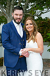Fiona Mullin and Andrew Sheehy were married at Church of the Assumption, Moyvane by Fr. Kevin McNamara on Saturday 6th May 2017 with a reception at Ballygarry House Hotel