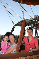20130211 February 11 Hot Air Balloon Cairns