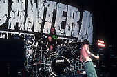 Pantera; Live, In New York City, 1994<br /> Photo Credit: Eddie Malluk/Atlas Icons.com