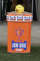 St Mirren v The New Saints IRN-BRU Cup Semi Final 190217