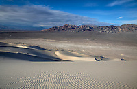 Eureka Dunes at Death Valley National Park are amongst the highest in North America