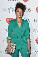 Andreya Triana<br /> at The Ivor Novello Awards 2017, Grosvenor House Hotel, London. <br /> <br /> <br /> ©Ash Knotek  D3267  18/05/2017