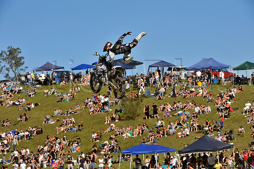 12.09.2010 Red Bull Xray returns to the Razorback Ranch in New South Wales, Australia. Taka Higashiro from Japan in action.
