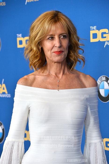 Christine Lahti at the 70th Annual Directors Guild Awards at the Beverly Hilton Hotel, Beverly Hills, USA 03 Feb. 2018<br /> Picture: Paul Smith/Featureflash/SilverHub 0208 004 5359 sales@silverhubmedia.com
