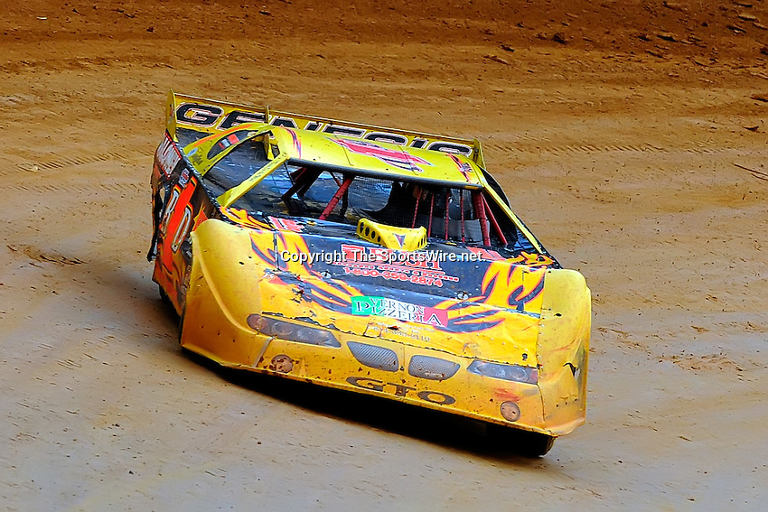 Oct 18, 2008; 4:59:20 PM;  Rural Retreat, VA, USA; FASTRAK Racing Series Grand Nationals race at Wythe Raceway. Mandatory Credit: (thesportswire.net)