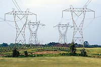 ELECTRICAL POWER LINES<br /> High tension