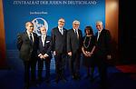 4.11.2015, Berlin Axica Congress Zentrum. Verleihung des Leo-Baeck-Preises an Volker Beck. Laudatio: Frank-Walter Steinmeier (Photo by Gregor Zielke)