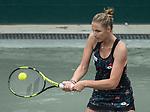 Kristyna Pliskova (CZE) defeated Petra Kvitova (CZE) 1-6, 6-1, 6-3