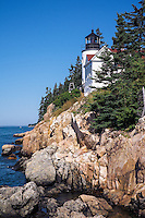 Acadia National Park Bass Harbor Head Lighthouse, Acadia National Park