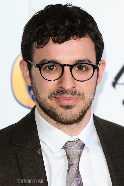 Simon Bird arriving for the British Comedy Awards 2011 at Fountains Studios, Wembley, London. 19/12/2011 Picture by: Steve Vas / Featureflash