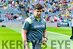 Kerry Manager Eamonn Fitzmaurice before their clash with Mayo in the All Ireland Semi Final Replay in Croke Park on Saturday.