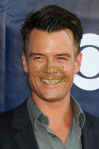 17 July 2014 - West Hollywood, California - Josh Duhamel. CBS, CW, Showtime Summer Press Tour 2014 held at The Pacific Design Center. <br /> CAP/ADM/BP<br /> &copy;Byron Purvis/AdMedia/Capital Pictures