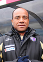 Sergio Soares (Cerezo),.APRIL 7, 2012 - Football / Soccer :.Cerezo Osaka head coach Sergio Soares before the 2012 J.League Division 1 match between Omiya Ardija 0-3 Cerezo Osaka at NACK5 Stadium Omiya in Saitama, Japan. (Photo by AFLO)