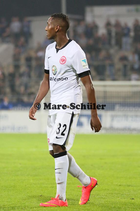 Joel Gerezgiher (EIntracht) - FSV Frankfurt vs. Eintracht Frankfurt, Frankfurter Volksbank Stadion