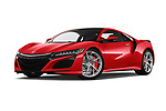 2018 Acura NSX Exclusive 2 Door Coupe