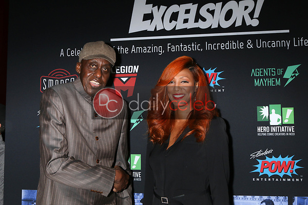 "Bill Duke, Guest<br /> at ""Excelsior! A Celebration of the Amazing, Fantastic, Incredible & Uncanny Life of Stan Lee,"" TCL Chinese Theater, Hollywood, CA 01-30-19<br /> David Edwards/DailyCeleb.com 818-249-4998"