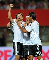 Fussball WM 2014 Qualifikation: Oesterreich - Deutschland