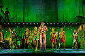 "London, UK. 21/07/2011.  ""FELA!"" opens at Sadler's Wells. FELA! is a provocative hybrid of dance, theatre and music exploring the extravagant world of Afrobeat legend Fela Kuti. Photo credit: read Jane Hobson"