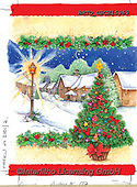 Alfredo, CHRISTMAS LANDSCAPES, WEIHNACHTEN WINTERLANDSCHAFTEN, NAVIDAD PAISAJES DE INVIERNO, paintings+++++,BRTOGBCH15969,#xl#