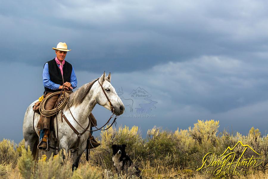 Lance Moss, Idaho Rancher